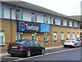 SP5528 : Travelodge Bicester by Colin Smith