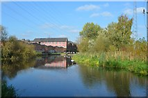 SK5702 : Grand Union Canal by Ashley Dace
