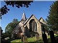 TQ2953 : St Katharine's church, Merstham by Derek Harper