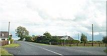 N6575 : Cross roads on the R163 at Raneevoge by Eric Jones