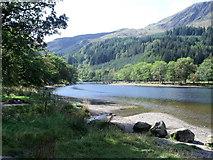 NN5810 : Loch Lubnaig by nick macneill