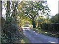 TM3577 : Chediston Road, Chediston by Adrian Cable