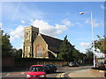 TQ4489 : Children's church in the former Barnardo's home, Barkingside by Christopher Hilton