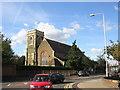 TQ4489 : Children's church in the former Barnardo's home, Barkingside by Christopher Hilton