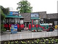 SD4096 : Road train, Bowness-on-Windermere by Rose and Trev Clough