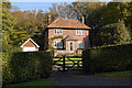 TQ6014 : House at Grove Hill by Julian P Guffogg