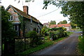 SU5532 : Water Lane, Itchen Stoke, Hampshire by Peter Trimming