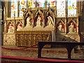 TF3287 : Altar & Reredos, St James' Church, Louth by J.Hannan-Briggs