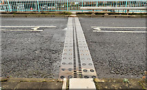 J3474 : The Station Street/Bridge End flyover, Belfast (8) by Albert Bridge