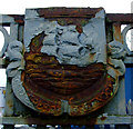 NS2875 : Greenock Corporation coat of arms by Thomas Nugent