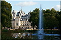 TQ2979 : Fountain in St.James's Park, London by Peter Trimming