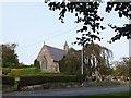 SJ5268 : St. Philip's Church, Kelsall by David Smith