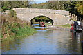 ST7964 : Bridge over the Kennet and Avon Canal by Philip Halling