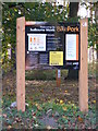 TM4053 : Sudbourne Woods Bike Park by Adrian Cable