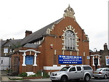 TQ2282 : The Divine Redeemers Ministries (Int.), Harrow Road, NW10 by Mike Quinn