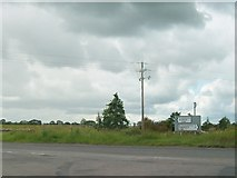 N5779 : The R154 at Boolies Junction near Oldcastle by Eric Jones