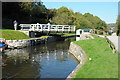 ST7865 : Swing bridge on the Kennet and Avon Canal by Philip Halling