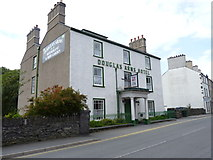 SH6266 : Douglas Arms on the High Street, Bethesda by Meirion