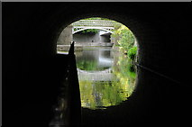 ST7565 : Tunnel on the Kennet and Avon Canal by Philip Halling