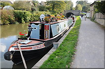 ST7565 : Kennet and Avon Canal in Bathwick by Philip Halling