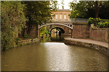 ST7565 : Bridge and tunnel, Kennet and Avon Canal by Philip Halling