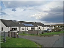 NG4867 : Staffin Primary School by Richard Dorrell