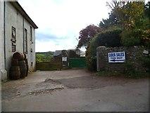 SX8659 : Orange Way in Devon and Torbay (35) by Shazz