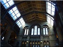 TQ2679 : Natural History Museum, London SW1 by Christine Matthews