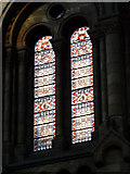TQ2679 : Stained Glass Window, Natural History Museum, London SW1 by Christine Matthews