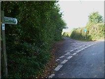 SX8359 : Orange Way in Devon and Torbay (45) by Shazz