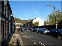 SS9992 : NW end of Primrose Street, Tonypandy by Jaggery