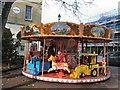 TQ1402 : Carousel in Liverpool Road, Worthing by Paul Gillett