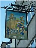 SD4364 : The Tivoli Bar on Marine Road Central by Ian S