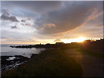 NT6779 : Coastal East Lothian :  A New Day at Dunbar by Richard West