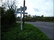 SX8466 : Orange Way in Devon and Torbay (84) by Shazz