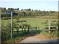 TQ3557 : National Cycle Network, Woldingham by Malc McDonald