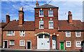 TR1458 : Old Fire Station, London Road by Des Blenkinsopp