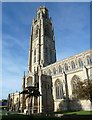 TF3244 : St Botolph's - Western end by Rob Farrow