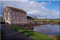 SN0403 : Tidal Mill - Carew by Mick Lobb