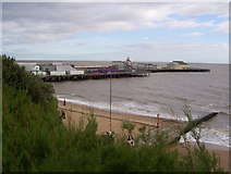 TM1714 : Clacton-on-Sea by Martin Speck