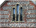 SU0725 : Arched windows by Jonathan Kington