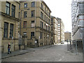 SE1633 : Mill Street, Little Germany, Bradford by Robin Stott
