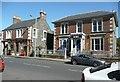 NX0882 : Main Street. Ballantrae by Humphrey Bolton