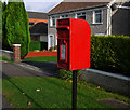 J5180 : Postbox, Bangor by Rossographer