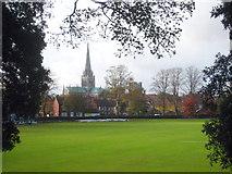 SU8605 : Priory Park Chichester by Rod Allday