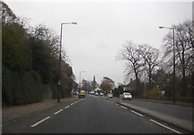 SE0724 : A646 near King Cross by Peter Bond