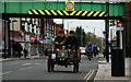 TQ2959 : London - Brighton Veteran Car Run 2011 by Peter Trimming