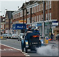 TQ3060 : London - Brighton Veteran Car Run 2011 by Peter Trimming