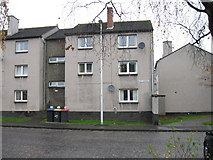 NT3366 : Bruce Gardens, Dalkeith by Alex McGregor