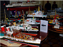 NS2776 : Model ships by Thomas Nugent